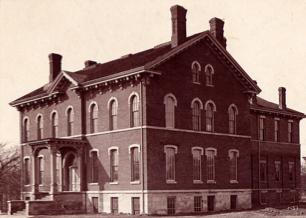 Original building 1858-1913
