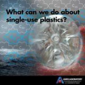 Ames Laboratory Plastic Ad