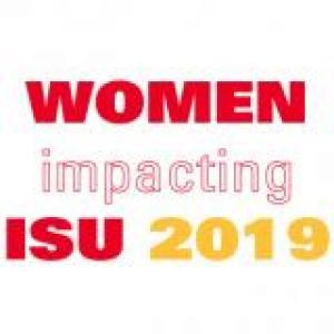 Women Impacting ISU 2019 Logo