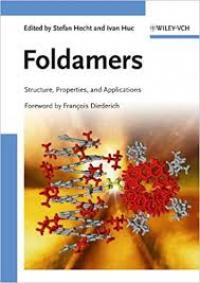 2007_Foldamer book