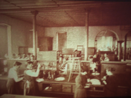 Classroom in original building